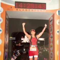 IRONMAN AUSTRIA FINISH PIC